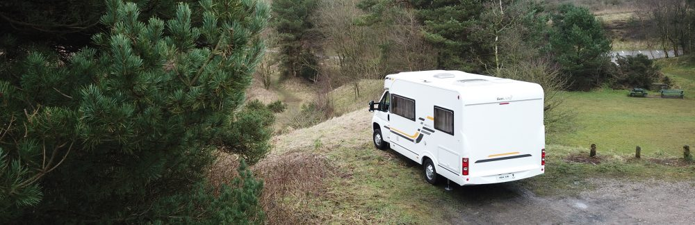 Ma-Ve - Automatic Levelling for your Motorhome